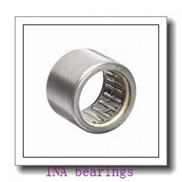 80 mm x 85 mm x 80 mm  INA EGB8080-E40 plain bearings