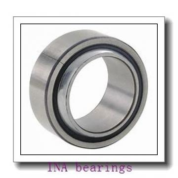 INA SL06 040 E cylindrical roller bearings