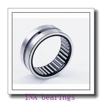 18 mm x 35 mm x 23 mm  INA GAKFL 18 PW plain bearings