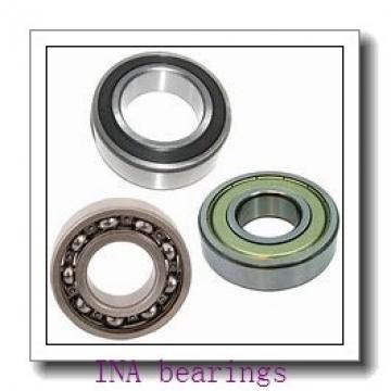 70 mm x 105 mm x 49 mm  INA GAR 70 UK-2RS plain bearings