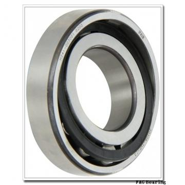 100 mm x 215 mm x 73 mm  FAG 32320-A tapered roller bearings