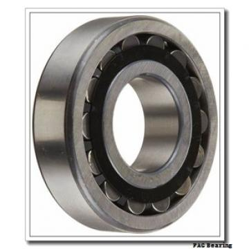 70 mm x 125 mm x 24 mm  FAG B7214-E-T-P4S angular contact ball bearings