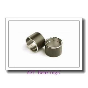 AST 5200-2RS angular contact ball bearings