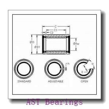 AST FR8ZZ deep groove ball bearings