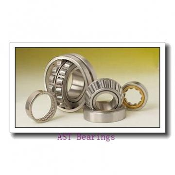 AST SR166XZY05 deep groove ball bearings