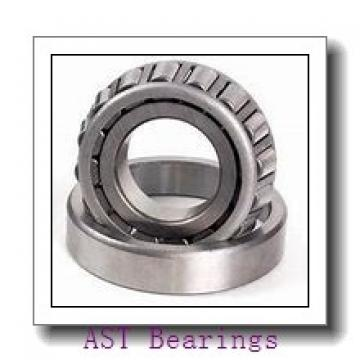 AST R8-2RS deep groove ball bearings