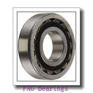 70 mm x 110 mm x 20 mm  FAG B7014-E-T-P4S angular contact ball bearings