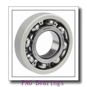 200 mm x 280 mm x 38 mm  FAG HCB71940-E-T-P4S angular contact ball bearings