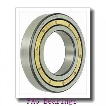 110 mm x 200 mm x 69,8 mm  FAG 23222-E1A-K-M spherical roller bearings
