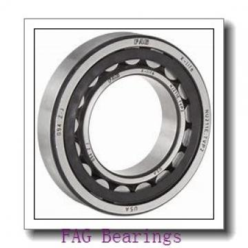 25 mm x 52 mm x 18 mm  FAG 32205-A tapered roller bearings