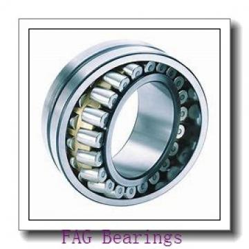 75 mm x 115 mm x 20 mm  FAG B7015-C-2RSD-T-P4S angular contact ball bearings