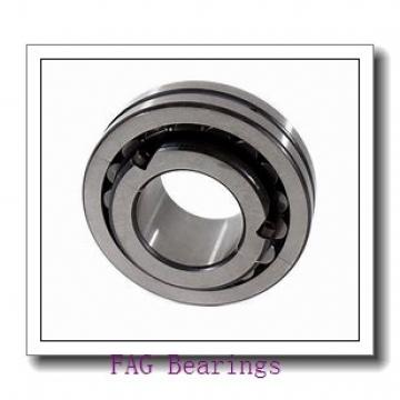 17 mm x 40 mm x 17,5 mm  FAG 3203-B-2RSR-TVH angular contact ball bearings