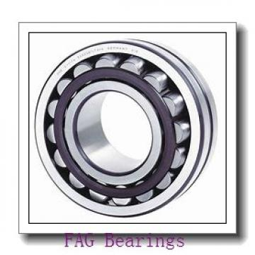 50 mm x 110 mm x 40 mm  FAG 32310-A tapered roller bearings
