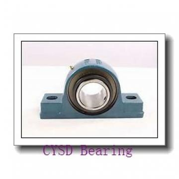 20 mm x 47 mm x 20,6 mm  CYSD W6204-ZZ deep groove ball bearings