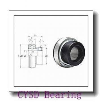 45 mm x 85 mm x 30,2 mm  CYSD W6209-2RS deep groove ball bearings