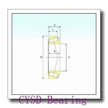 85 mm x 130 mm x 27 mm  CYSD 32017*2 tapered roller bearings