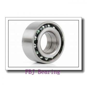 80 mm x 170 mm x 58 mm  FBJ NU2316 cylindrical roller bearings