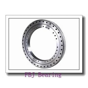 3,175 mm x 9,525 mm x 2,779 mm  FBJ FR2-6 deep groove ball bearings