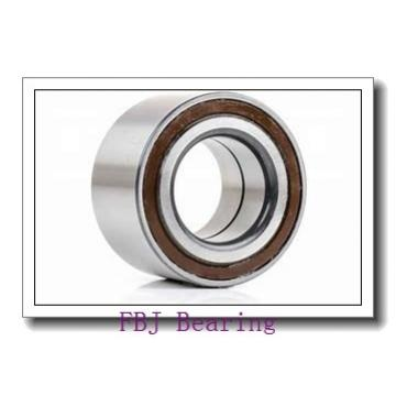 35 mm x 80 mm x 21 mm  FBJ NJ307 cylindrical roller bearings
