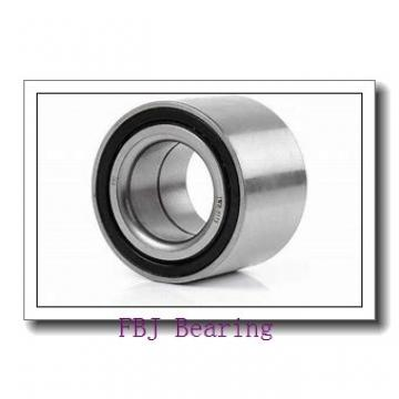 12 mm x 37 mm x 17 mm  FBJ 4301 deep groove ball bearings