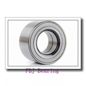 12,7 mm x 28,575 mm x 9,525 mm  FBJ 1616-2RS deep groove ball bearings