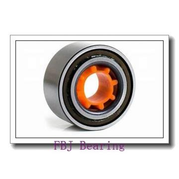 10 mm x 19 mm x 5 mm  FBJ 6800ZZ deep groove ball bearings