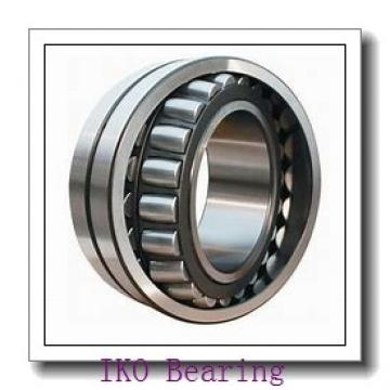 40 mm x 62 mm x 22 mm  IKO NAU 4908 cylindrical roller bearings