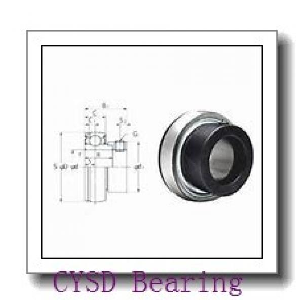 65 mm x 140 mm x 33 mm  CYSD 7313BDB angular contact ball bearings #1 image